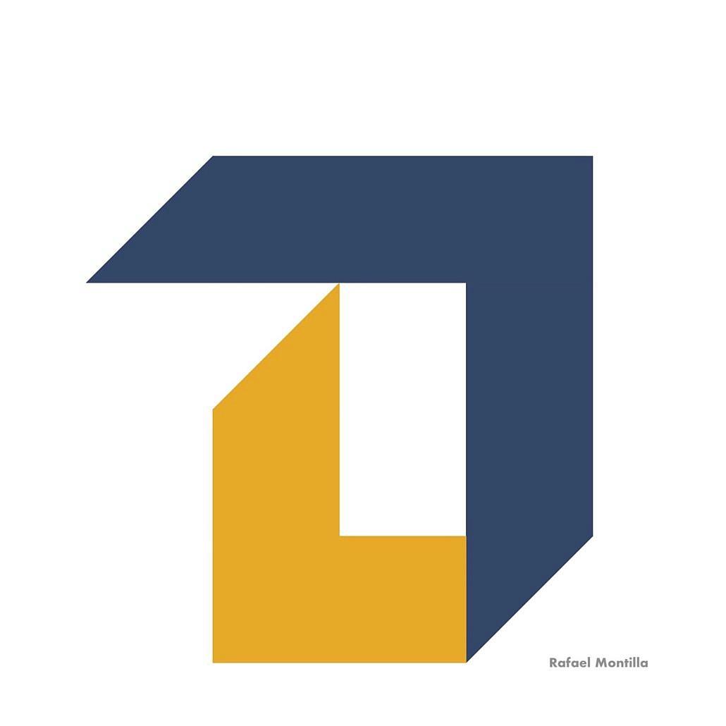 Geometric Abstraction Kube- rafael Montilla