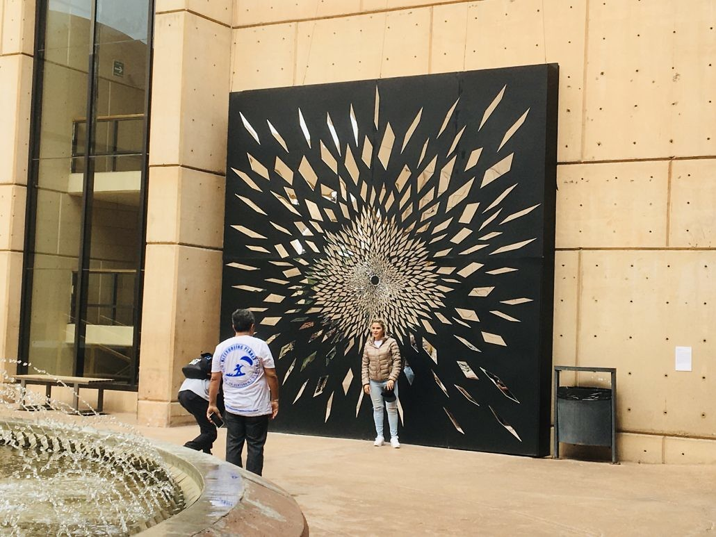 Big Bang Mirror 2021 by Rafael Montilla